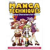 Manga Techniques Vol. 7: Creating Characters for Games