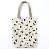Kutusita Nyanko English Garden Tote Bag