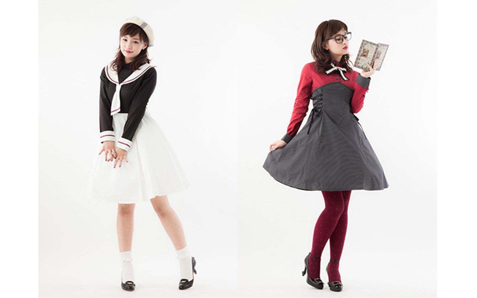 Sakura Dresses