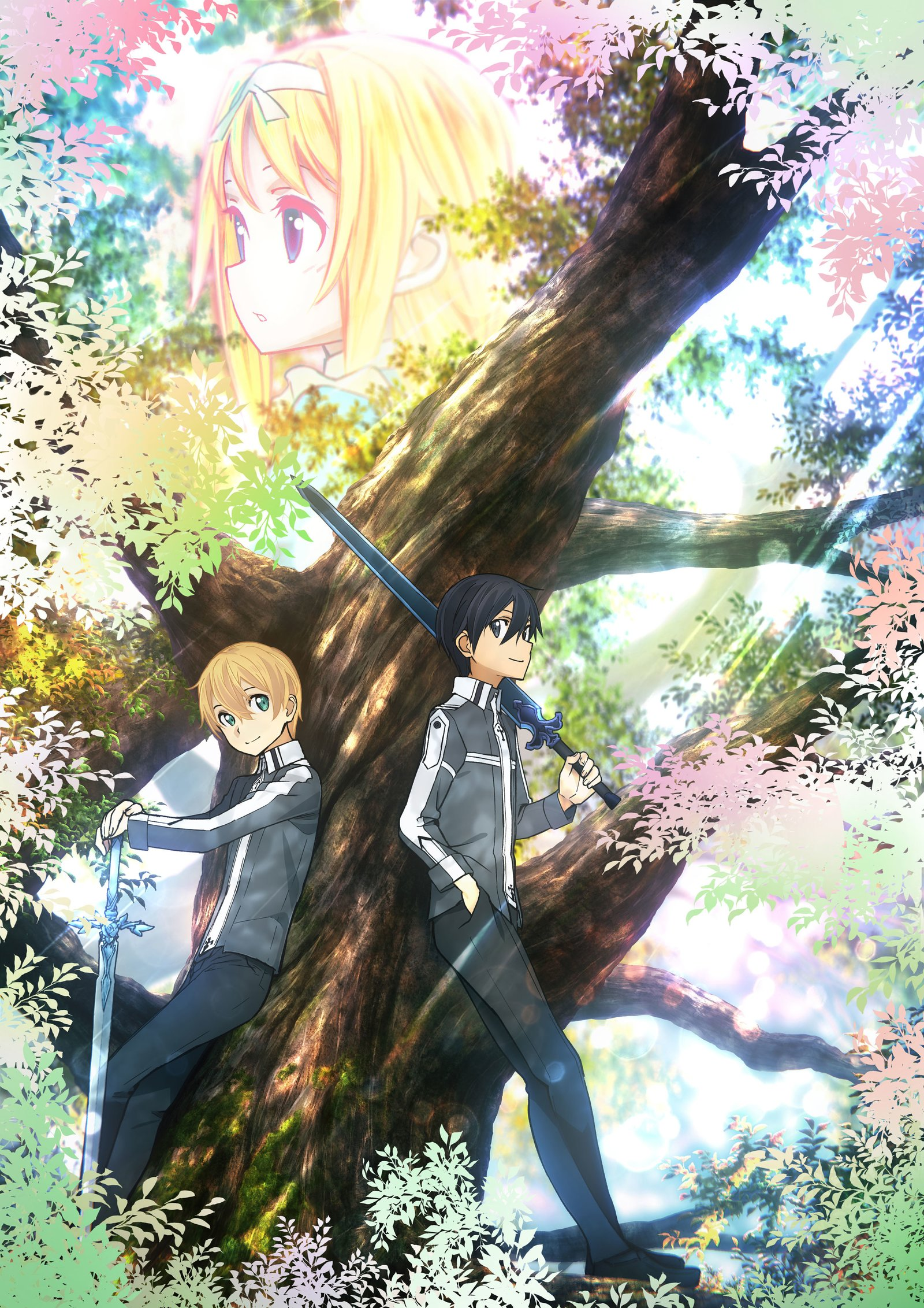 Sword art online season 3 confirms october broadcast date