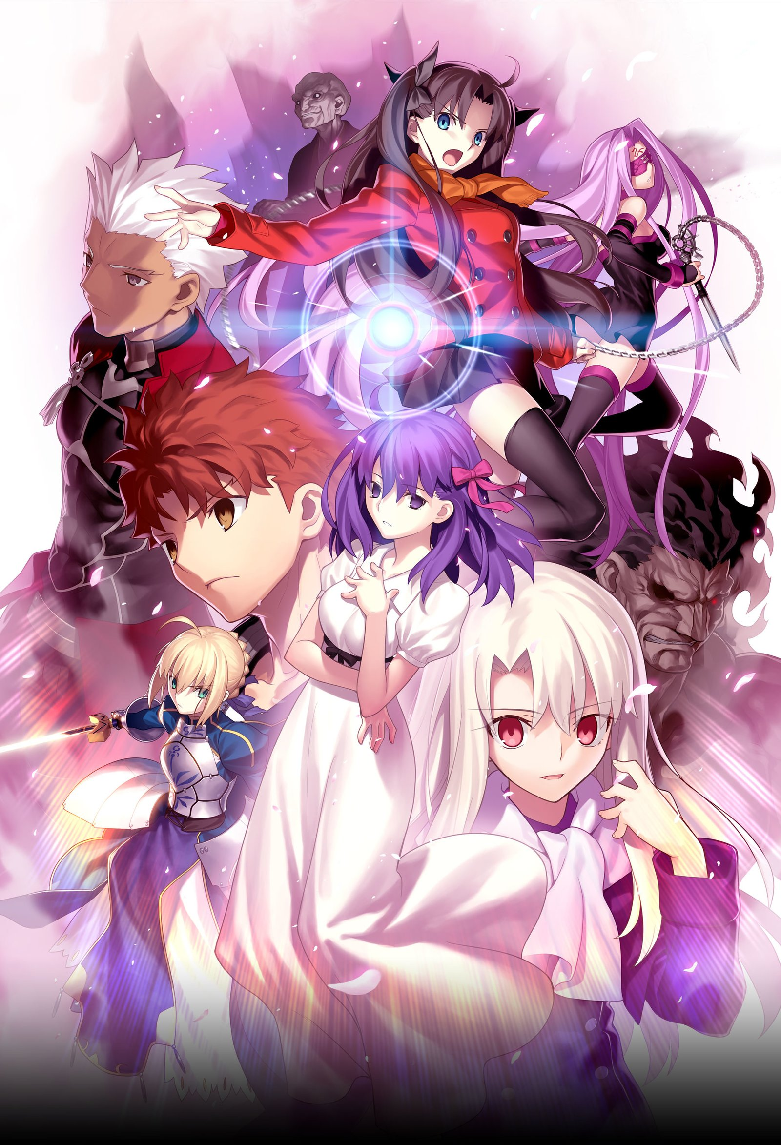 Beginners Guide To Fate Anime