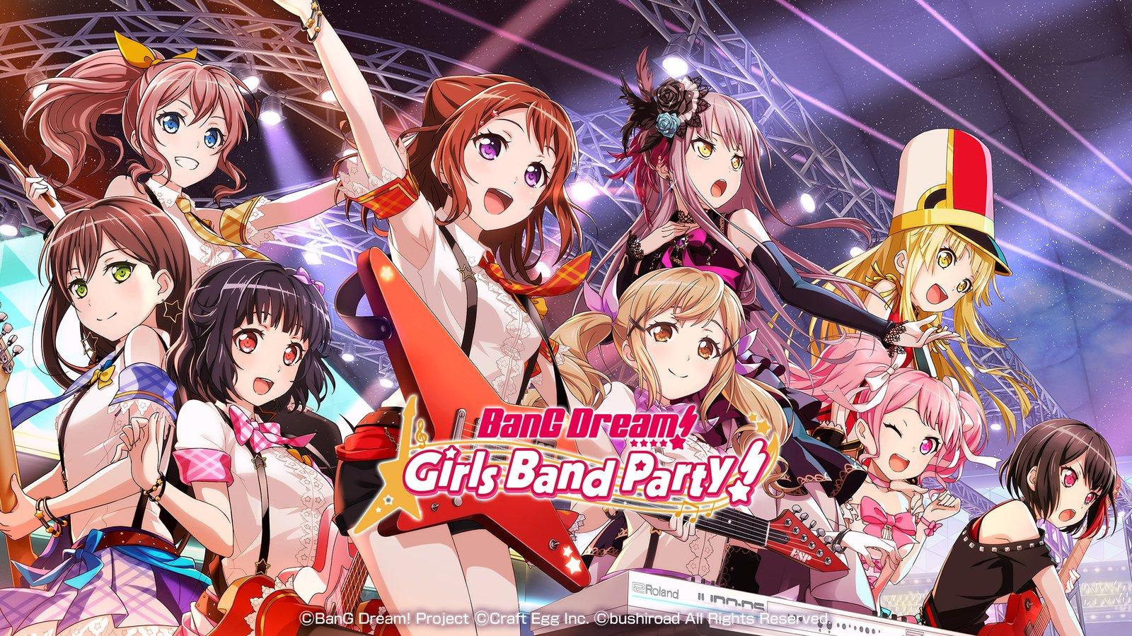 Bang girls