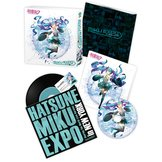 Hatsune Miku Expo in New York Blu-ray