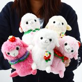 Love Berry Baby Alpacasso Plushies (Standard)