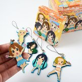 K-On! Rubber Trading Straps Box
