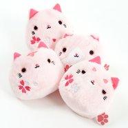 Sakura Neko-dango Plush Collection