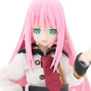 Assault Lily 024: Custom Lily Type-E 1/12 Scale Doll (Pink)