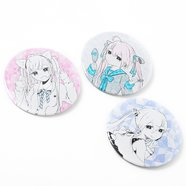 winumeri Tin Badges