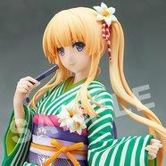 Saekano: How to Raise a Boring Girlfriend - Eriri Spencer Sawamura Kimono Version 1/8 Scale Figure