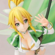 Ani Statue Sword Art Online Leafa -Fairy Dance- 1/8 Scale Figure (Re-run)