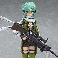 figma Sword Art Online II Sinon (Re-run)
