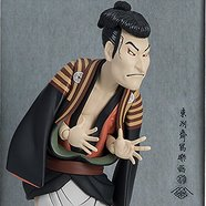 figma The Table Museum: Otani Oniji III as Yakko Edobei by Sharaku