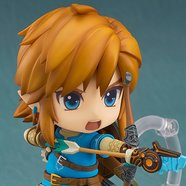 Nendoroid Link: Breath of the Wild Ver.
