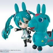 Chogokin Miracle Henkei Hatsune Miku x Rody