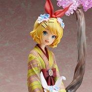 Kagamine Rin ~Hanairogoromo~ 1/8 Scale Figure