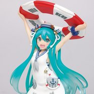 Hatsune Miku Original Summer Dress Ver. Non-Scale Figure