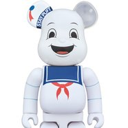 BE@RBRICK Ghostbusters Stay Puft Marshmallow Man 400%