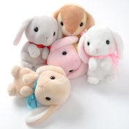 Pote Usa Loppy Onedari Rabbit Plush Collection (Standard)