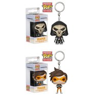 Pop! Keychain: Overwatch Set