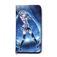 Hatsune Miku Flip-Style Smartphone Cover