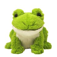 Fluffies Small Frog Plush