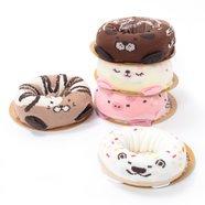 Animal Donut Socks