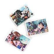 EVA STORE Original Sushio x Eva Part 1 Acrylic Cube Art