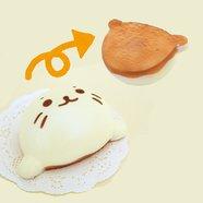 Sirotan Character Bread Toy