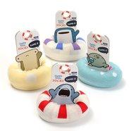 Same-Z Swim Ring Shark Socks