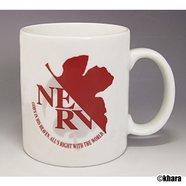 Evangelion Store Official NERV Mug