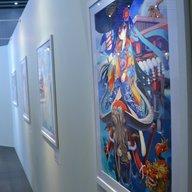 "picture of ""Eshi 100 Exhibit "" Showcases 100 Artists' Beautiful Interpretations of Japan's Seasons 4"