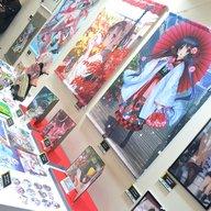 "picture of ""Eshi 100 Exhibit "" Showcases 100 Artists' Beautiful Interpretations of Japan's Seasons 5"