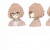 Mirai Kuriyama © Nagomu Torii, Kyoto Animation Co. Ltd. / Beyond the Boundary Production Committee
