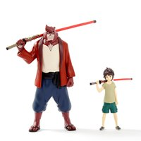 Ultra Detail Figure No. 24: The Boy and the Beast - Kumatetsu & Kyuta