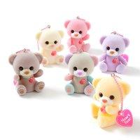 Heart Bear Mini Figure