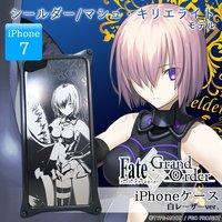 Fate/Grand Order x GILD design Shielder/Mash Kyrielight iPhone Case