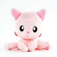 "Tentacle Kitty 8"" Plush Collection"