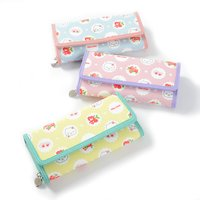 Flower Pattern Mie-chan Long Wallet