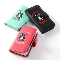 FLAPPER Chicago Buburin Book-Style Smartphone Case