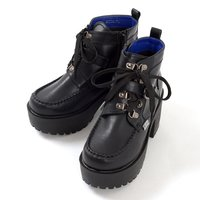 YOSUKE USA Platform Short Boots