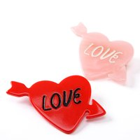 gargle Love Heart Brooch