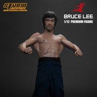 Bruce Lee 1/12 Scale Premium Figure