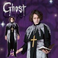 Ghost Pastor Costume Set