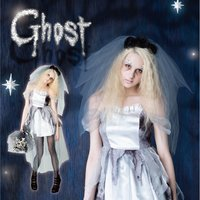 Ghost Bride Costume Set