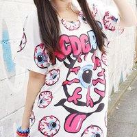 ACDC RAG Smile Eyeball T-Shirt