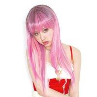 LLL Straight Luminous Wig