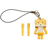 Nyanboard Strap Charm - Bicolor Tabby