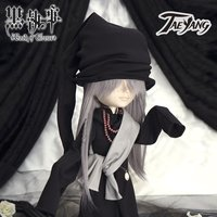 Taeyang T-254: Black Butler: Book of Circus - Undertaker