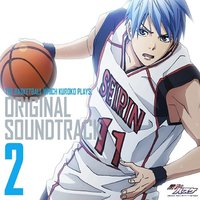 TV Anime Kuroko's Basketball Original Soundtrack Vol. 2