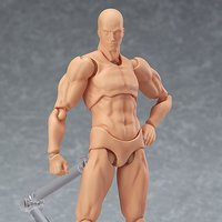 figma Archetype Next: He - Flesh Color Ver. (Re-run)